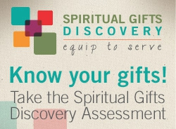 spiritual gifts assessment 2