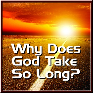 Why Does God Take So Long?