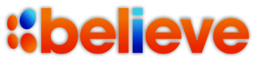 believe tour logo
