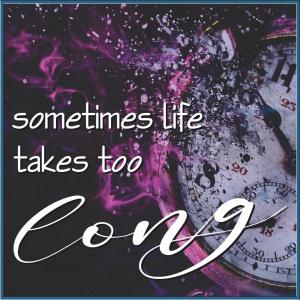 Sometimes Life Takes Too Long